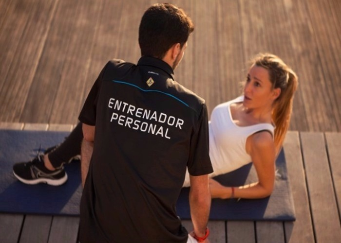 personal trainer en Camporrobles