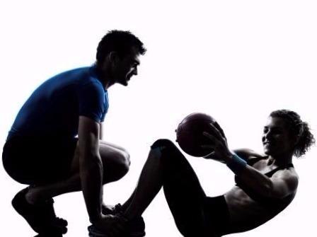 personal trainer en Finestrat