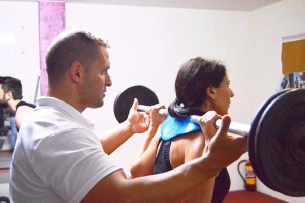 personal trainer en Gavarda
